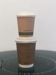 Coffee mugs to go